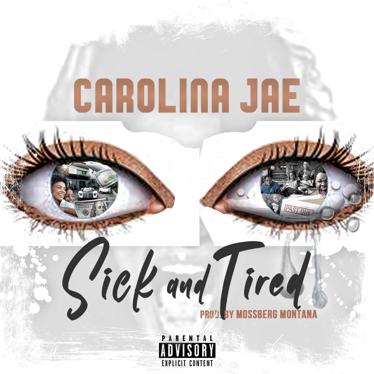 Sick Tired by Carolina jae